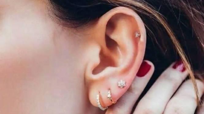 Dit zijn de populairste piercings van het moment