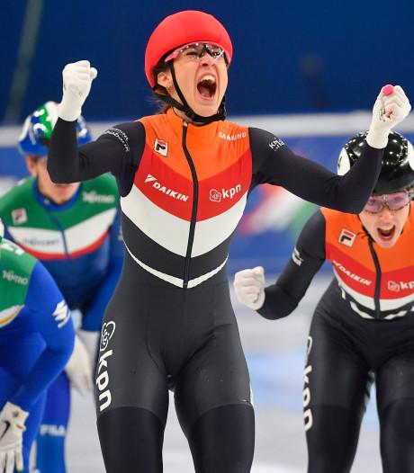 Schulting prolongeert Europese titel, goud voor Nederland op relay