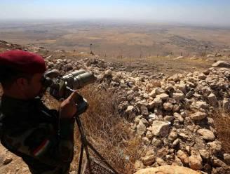 """""""IS raakte in jaar tijd kwart van grondgebied kwijt"""""""
