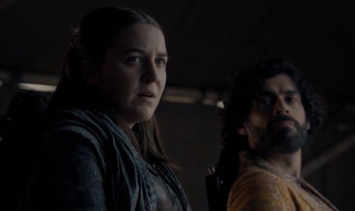 Ook Yara is nog trouw aan Daenerys.