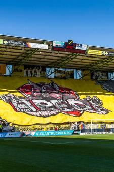 Breda houdt vinger aan de pols bij NAC-stadion: 'Zeer recent alle risico's nog op een rij gezet'