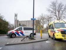 Automobilist rijdt door na botsing met fietser in Rotterdam-Zuid