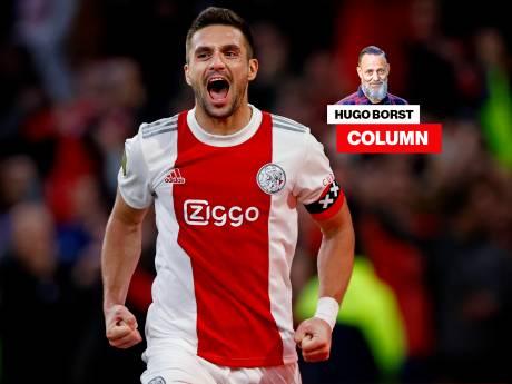 Het grootste gevaar voor Ajax is een vertrek van Marc Overmars naar Newcastle United
