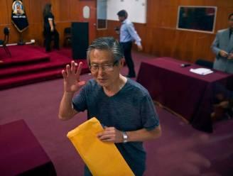 Gratie voor doodzieke Peruaanse ex-president Fujimori