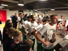 'Sterkte Willem!', Ajax en Feyenoord steunen zieke Van Hanegem