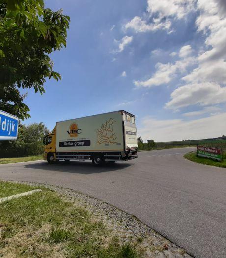 Reimerswaal is er uit: géén nieuwe weg door Kaasgat, wel verbreding van de Zanddijk