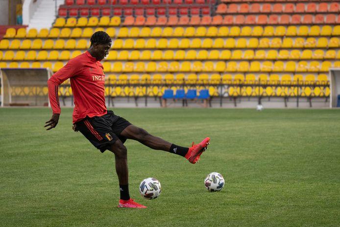 Amadou Onana.