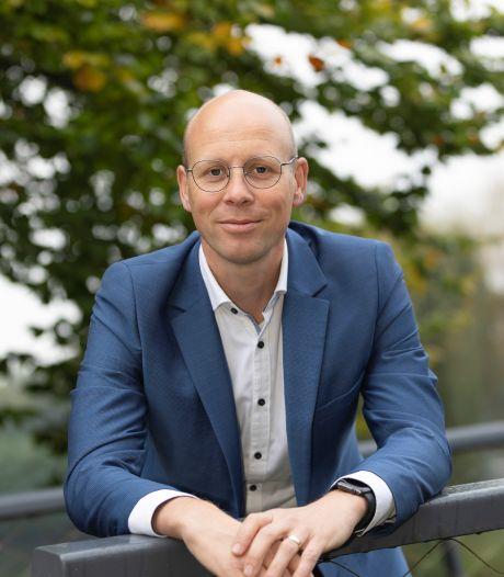 Robbert van der Veer (38) wordt de nieuwe directeur van het Mondriaan College in Oss