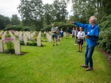 Nieuwe rondleidingen op Canadese begraafplaats Holten