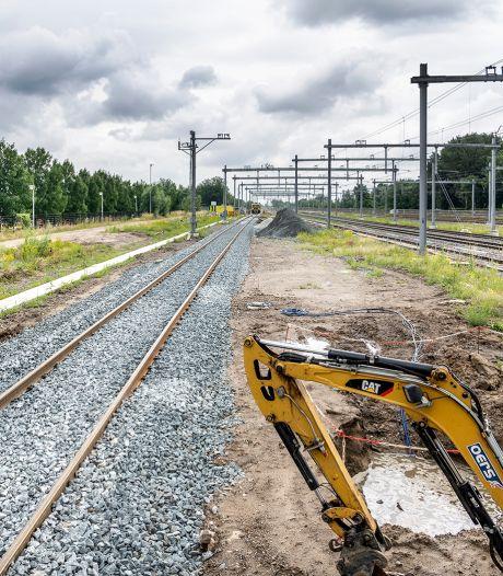 Parkeerplaats treinen verhuist naar Geldermalsen vanwege overlast omwonenden
