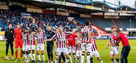 Kelderderby wordt uitbundig feest: Willem II trakteert fans op levensbelangrijke zege