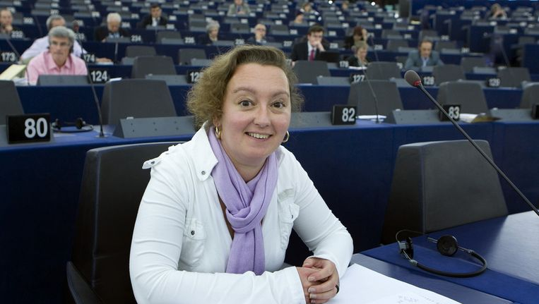 Europarlementariër Kartika Liotard Beeld anp