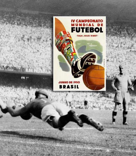 Eén keer eerder, in 1949, werd een groot voetbaltoernooi verschoven