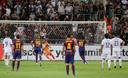 Ronaldinho benut een penalty.