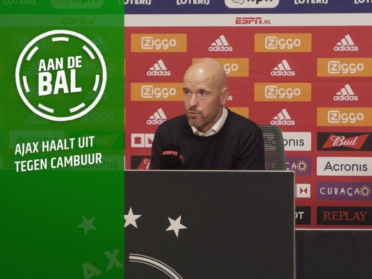 Sjoerd Mossou: 'Er staat geen maat op dit Ajax'