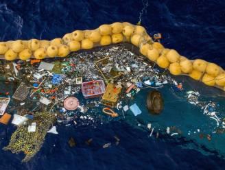 Ocean Cleanup maakt zonnebrillen van plastic uit oceaan