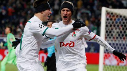 Lokomotiv Moskou veegt nul weg na 2-0-zege tegen Galatasaray, Porto en Schalke zo zeker van achtste finales