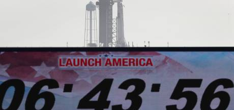 Slecht weer dreigt lancering SpaceX andermaal te verpesten