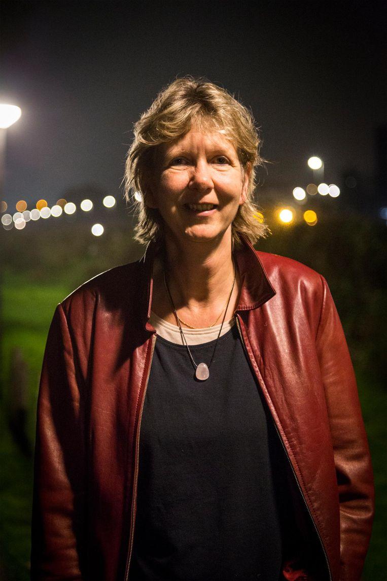 Simone Elber (51) Beeld Tammy van Nerum