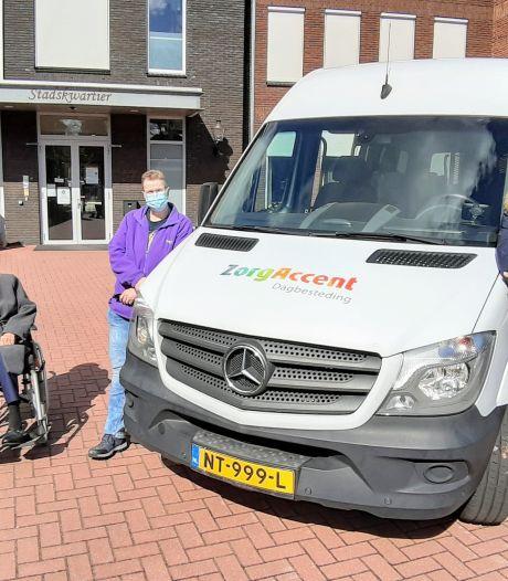 Dagbesteding Stadskwartier Rijssen: 'We zitten nu bijna weer vol met chauffeurs'
