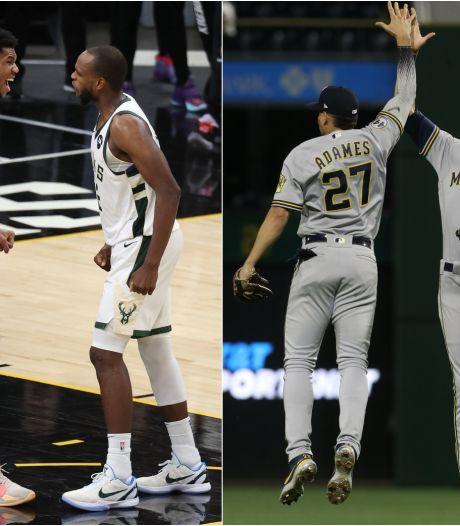 Milwaukee in ban van historische NBA-finale: honkballers spelen eerder om erbij te kunnen zijn