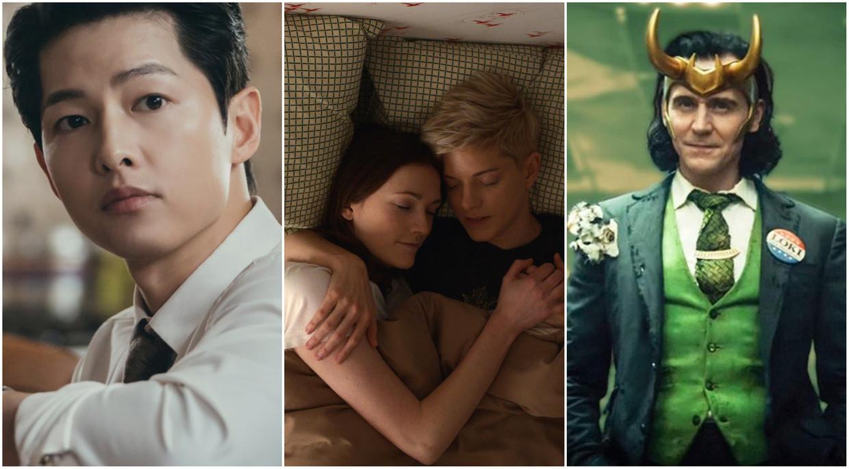'Vincenzo', 'Feel Good', 'Loki' Beeld Netflix