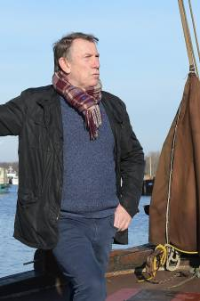 Jaan de Graaf: dorpsheld in Spakenburg, icoon bij GA Eagles