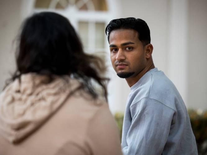 Jaïr (21) raakte zijn zus kwijt door toeslagenaffaire: 'Ik was bang dat ik ook uit huis zou moeten'