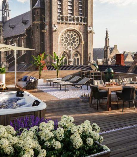 Dit luxe penthouse in Veghel kun je kopen voor 21 bitcoins