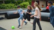 Leerlingen IKSO sporten 24 uur doorlopend tijdens sportmarathon
