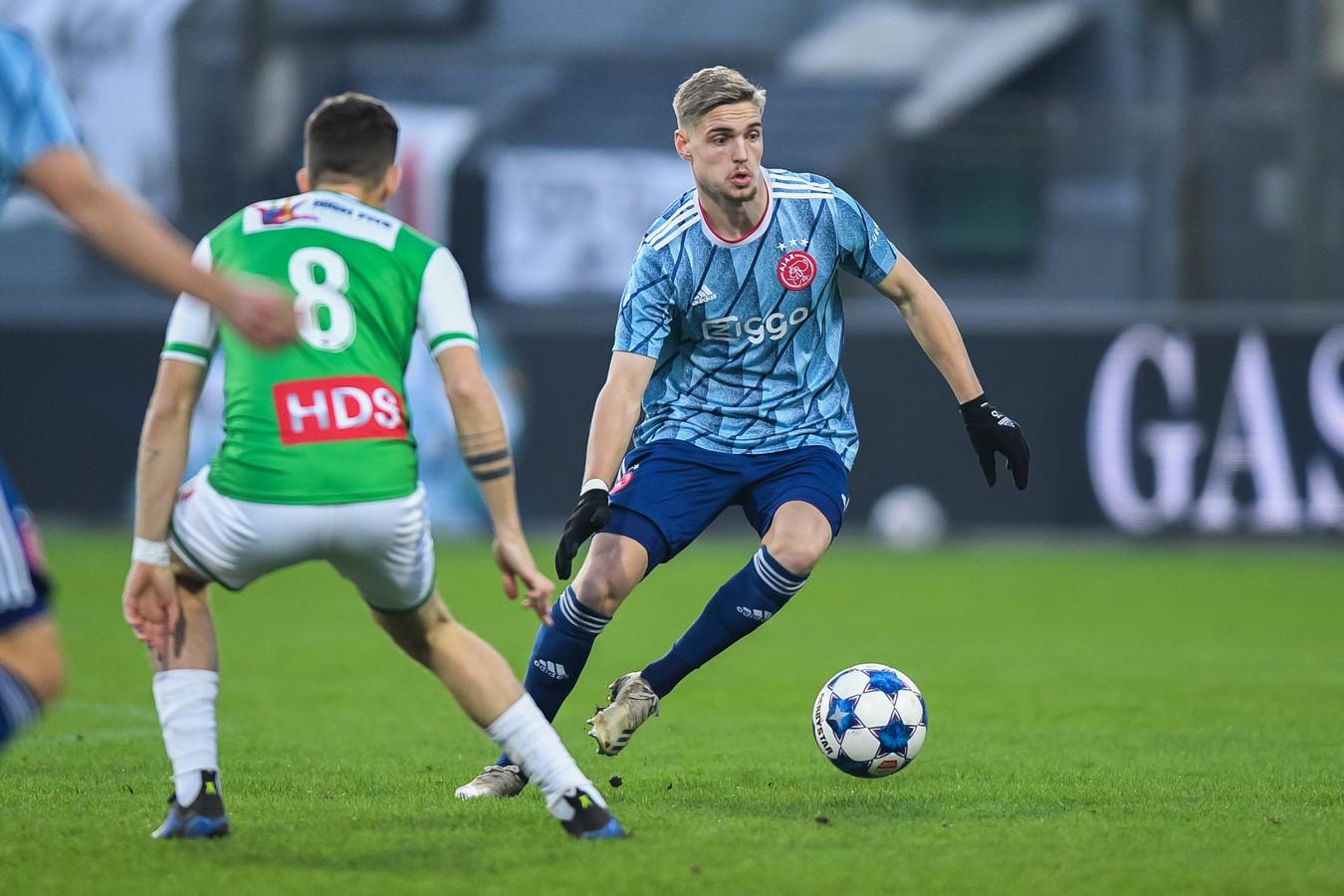 FC Dordrecht - Jong Ajax.