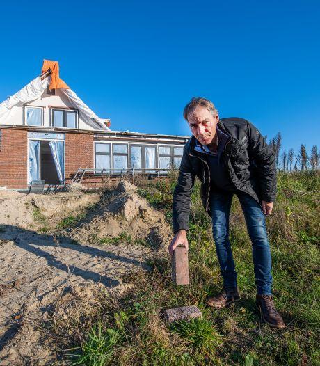 Alsof 'horrordossier Uddel' nog niet complex genoeg was... Ex-boer Gerrit doet er nog een schepje bovenop