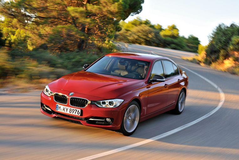 De BMW 3.