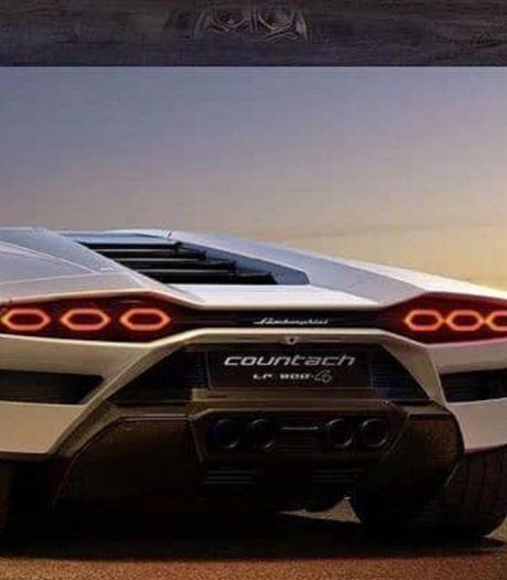 Countach: de ultieme posterauto van Lamborghini keert terug