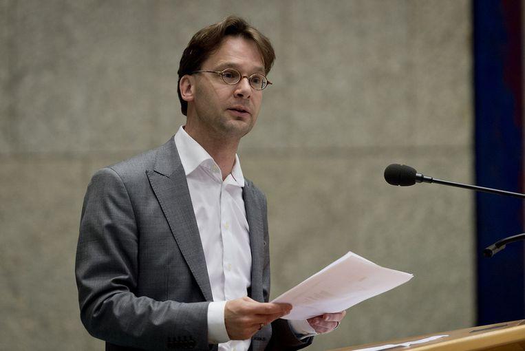 Ronald van Raak (SP) Beeld anp
