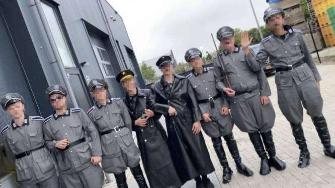 Stelling | Urker jongeren die nazi's naspeelden moeten hard worden aangepakt