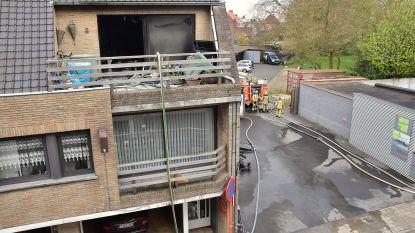24-jarige man steekt flat van vader in brand, ook veel schade bij onderburen