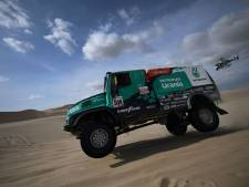 Ton van Genugten alsnog tot winnaar uitgeroepen van vijfde Dakar-etappe