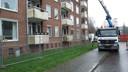 Flats aan de Agaatstraat.