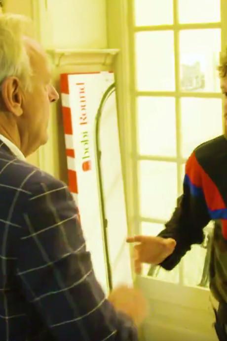Vastgoedmagnaat Ton Hendriks wil het uitpraten met Tim Hofman