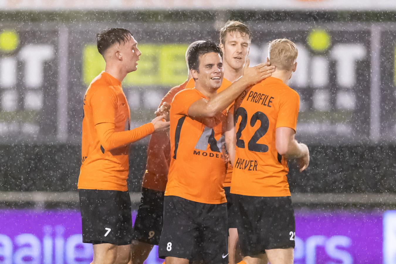HHC Hardenberg begint aan het seizoen in de tweede divisie met een thuisduel tegen Scheveningen.