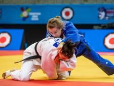 Nederlandse judoka's snel klaar op openingsdag in Tel Aviv