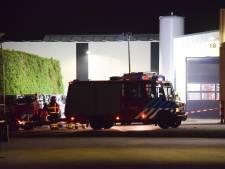 Gaslucht bij bedrijf in Terborg door lek in stikstoftank