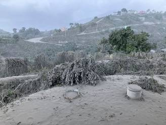 Tekort aan water op Saint Vincent na vulkaanuitbarsting