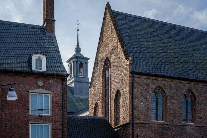 De Poortersklok is tijdens de avondklok iedere avond van 20.50 uur tot 21.00 uur te horen in Zutphen.