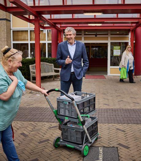 Ben de Koning, eigenzinnige zorgdirecteur: 'Je wordt geen 80 om badkamer te delen met onbekende'