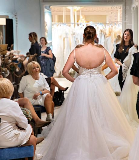 Say Yes to the Dress Event in Deurne: 'Je vriendinnen moeten lekker in hun netje hangen'