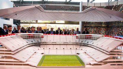 Eurostadion krijgt njet over de hele lijn
