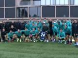 Mooie beelden: Christian Eriksen keert terug op trainingscomplex Inter