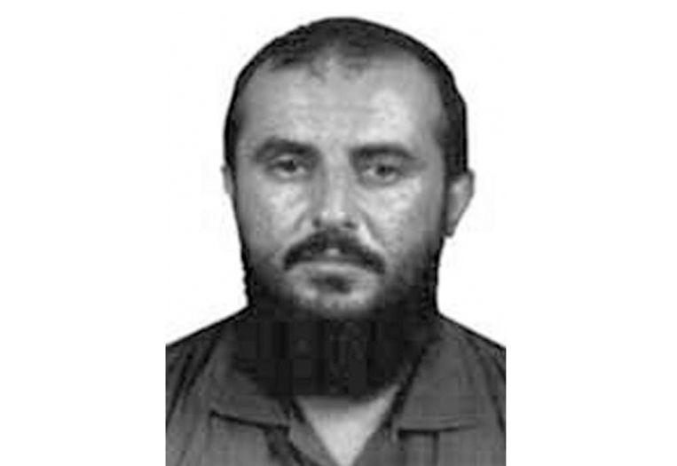 FBI-foto van Jamal al-Badawi. De FBI had een beloning van 5 miljoen dollar voorzien voor tips die leiden tot zijn arrestatie. Beeld AP